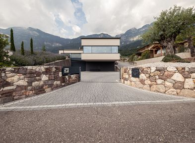 Passive house in Caldaro, in the south of South Tyrol | Villa Pernstich